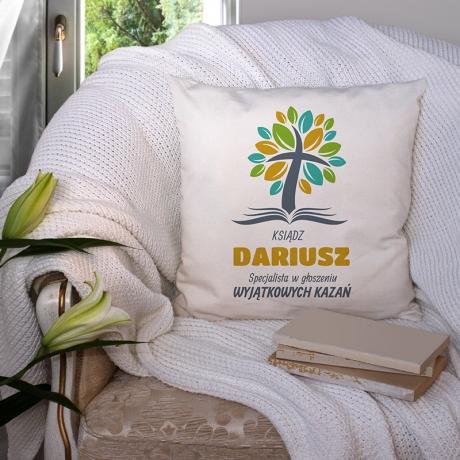 Poduszka dla księdza