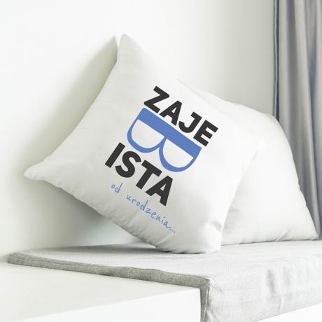 Poduszka dla fajnej dziewczyny na urodziny