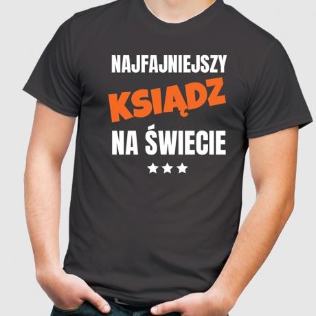 Koszulka dla fajnego księdza