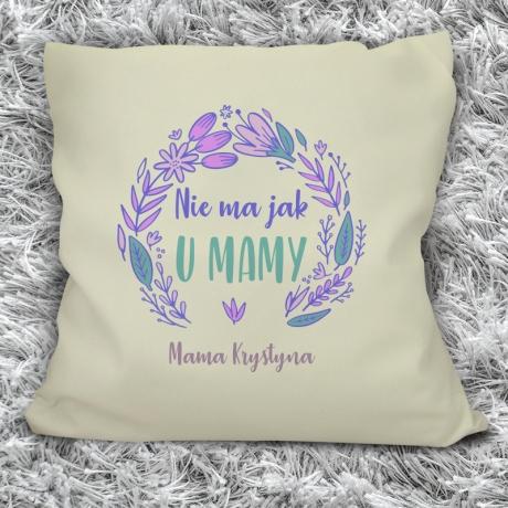Poduszka personalizowana dla MAMY