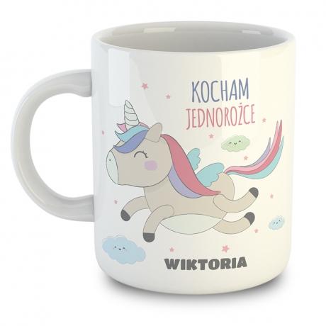 Kubek Jednorożec (Unicorn) Personalizowany