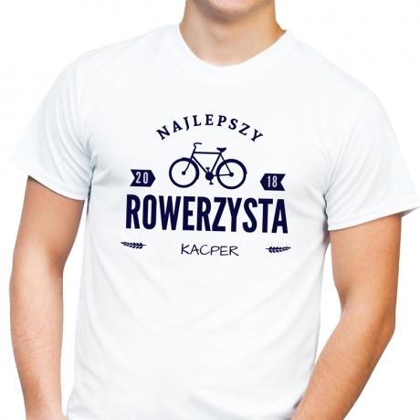 Koszulka dla miłośników roweru