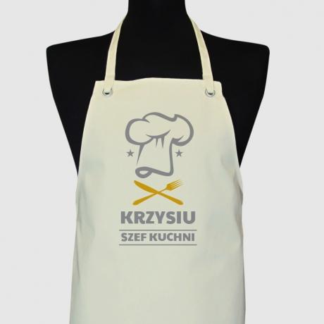 Fartuch Szefa Kuchni