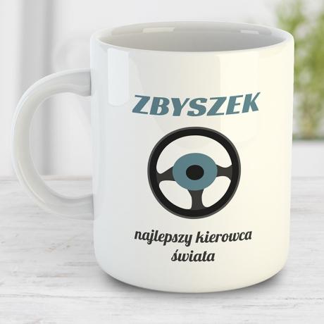 Kubek dla kierowcy (personalizowany)