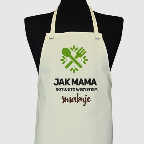 Fartuch personalizowany kuchenny DLA MAMY