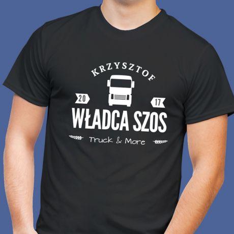 Koszulka dla kierowcy TIRA